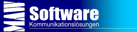 MAW Software GmbH Kommunikationsl�sungen